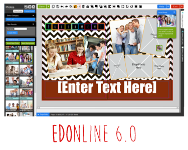 Entourage Yearbooks Announces the Launch of EDOnline 6.0